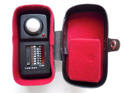 LUMINOUS LIGHT METER